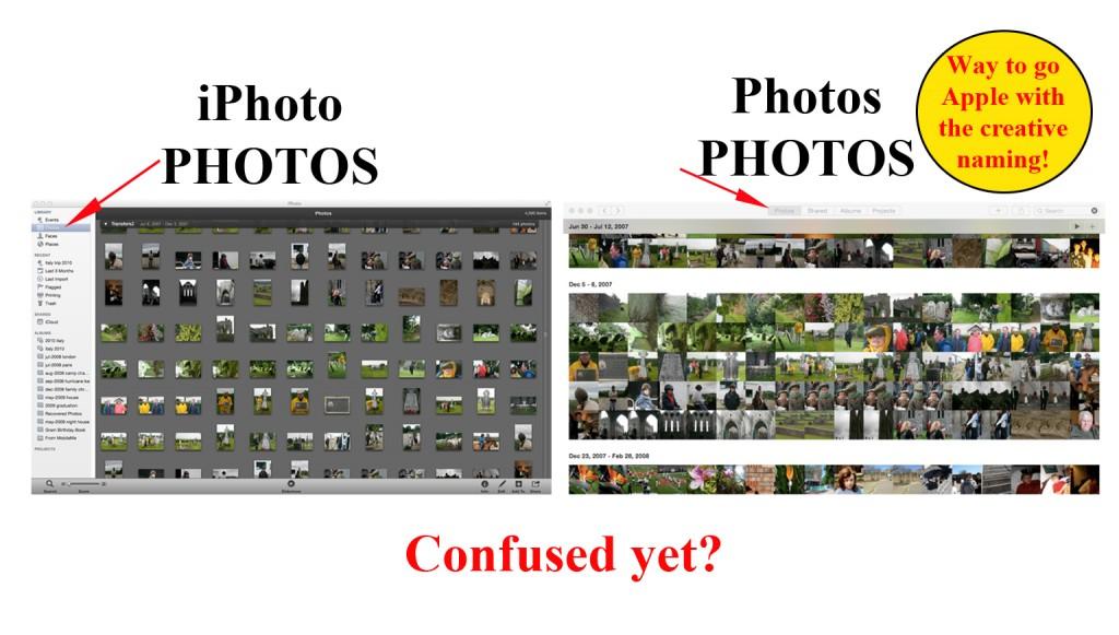 photos v photos